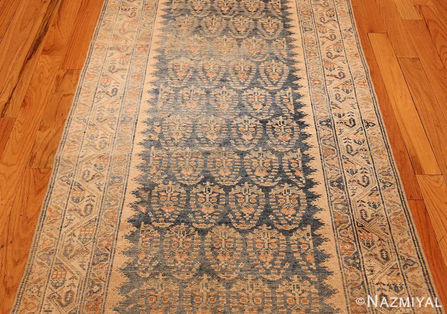 antique paisley design persian malayer runner rug 48824 middle Nazmiyal