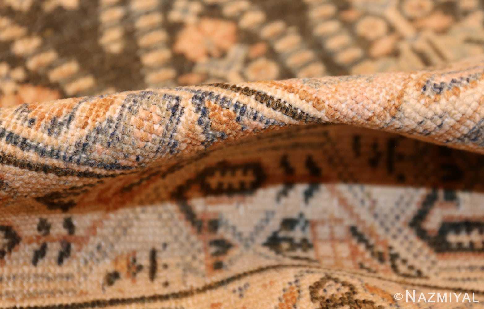 antique paisley design persian malayer runner rug 48824 pile Nazmiyal