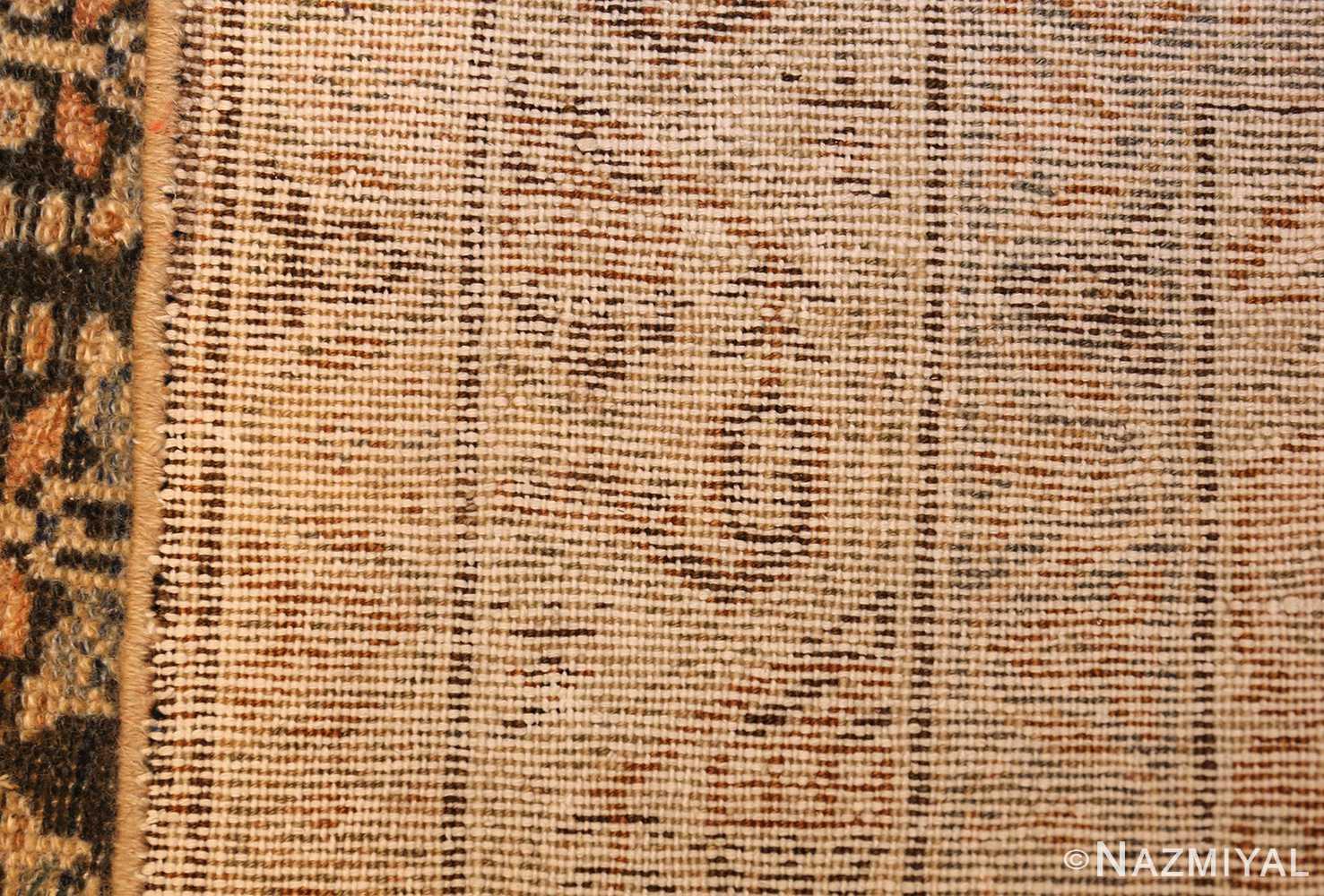 antique paisley design persian malayer runner rug 48824 weave Nazmiyal