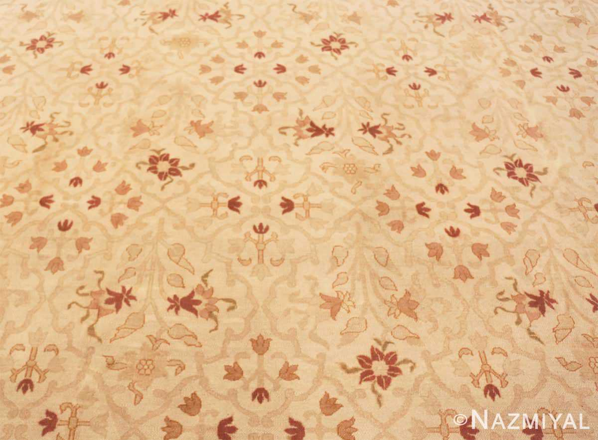 Background Large cream background Antique Inian Amritsar 50658 by Nazmiyal