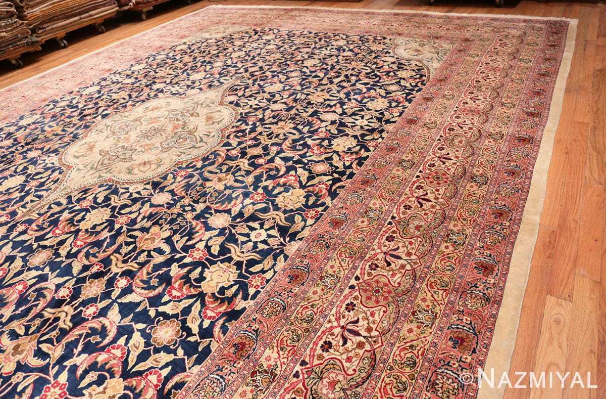 Full Finely Woven Large Oversized Antique Persian Kerman rug 48945 by Nazmiyal