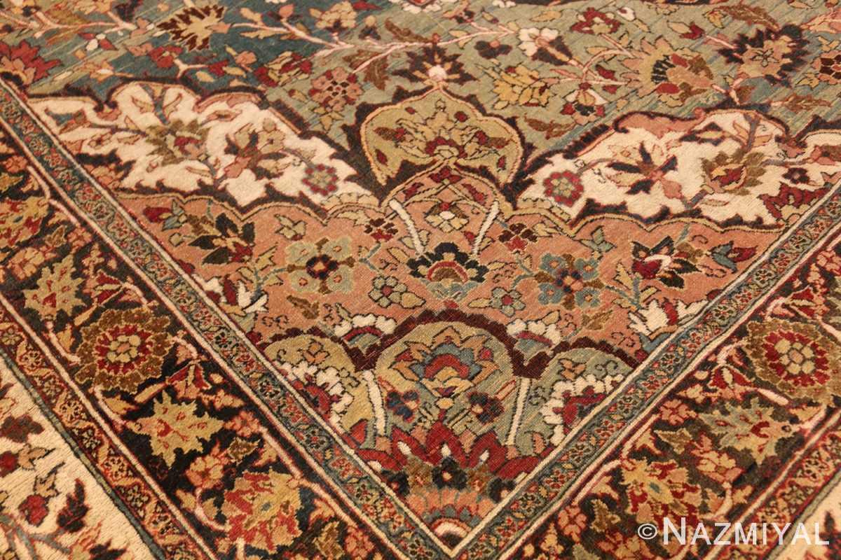 large finely woven antique persian tabriz rug 50652 design Nazmiyal