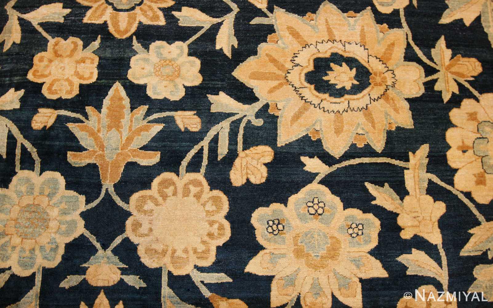 large oversized antique kerman persian rug 48690 center Nazmiyal