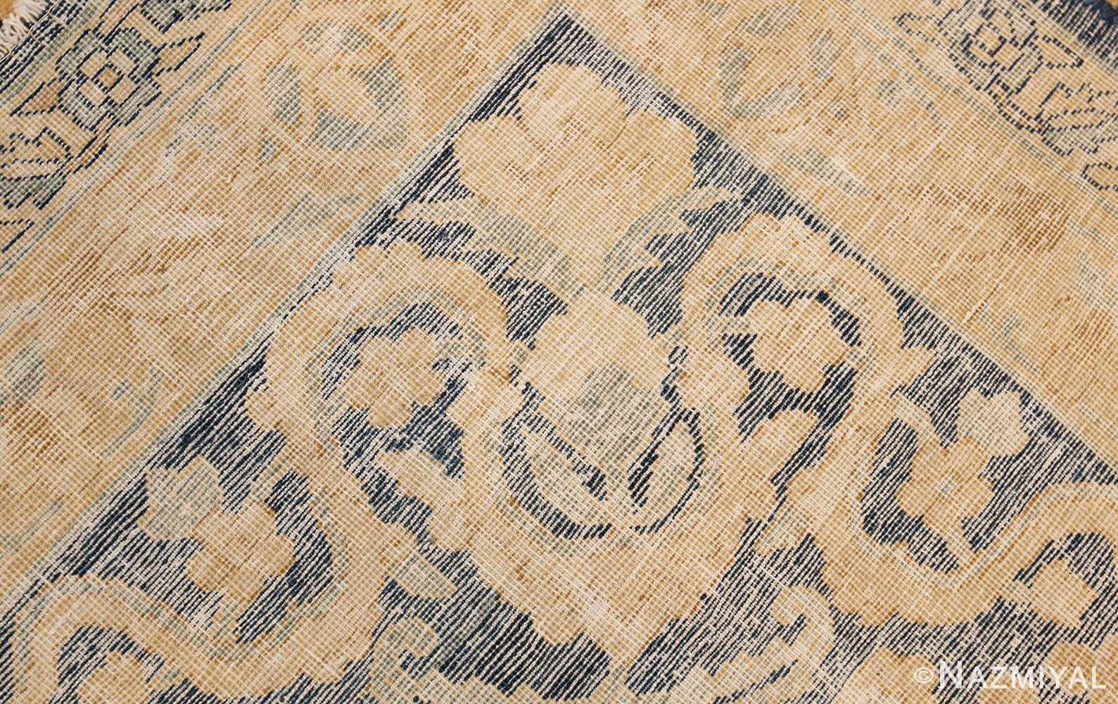 large oversized antique kerman persian rug 48690 weave Nazmiyal