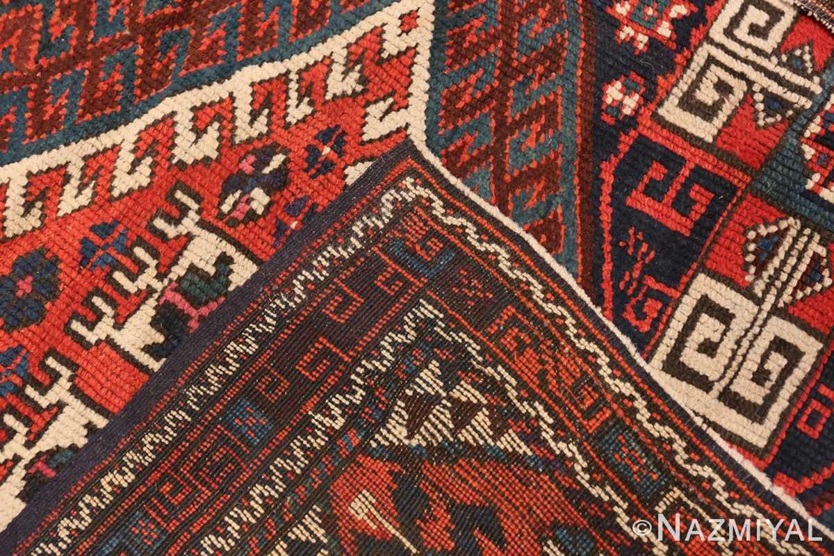 Weave Colletible Antique Turkish Bergama rug 48884 by Nazmiyal