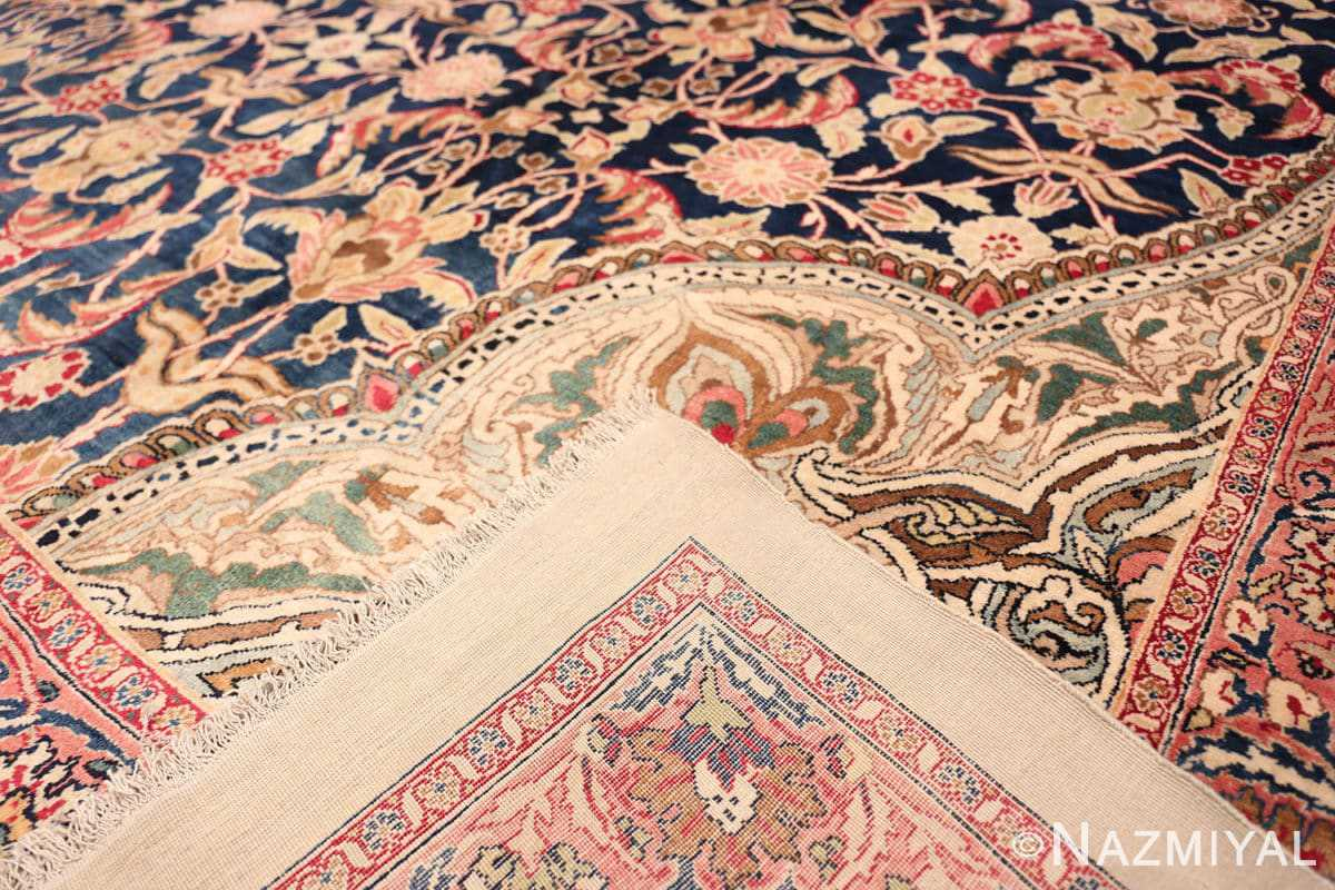 Weave Finely Woven Large Oversized Antique Persian Kerman rug 48945 by Nazmiyal