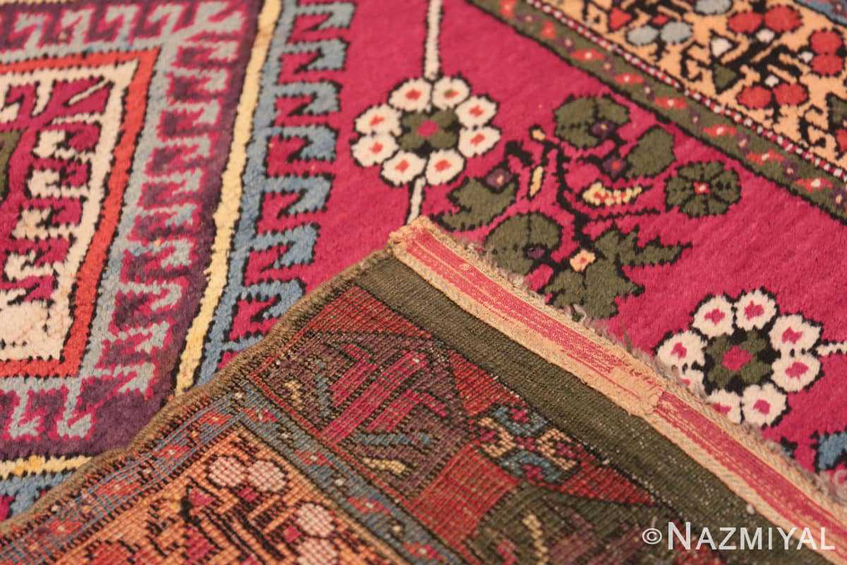 Weave Tribal Antique Turkish Kisheshir runner rug 48883 by Nazmiyal