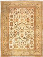 Sigmund Freud's Antique Persian Sultanabad Rug - Namziyal