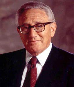 Antique Rug Collector Henry Kissinger - Nazmiyal