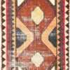 Shabby Chic Vintage Persian Gabbeh Rug 48973 Nazmiyal