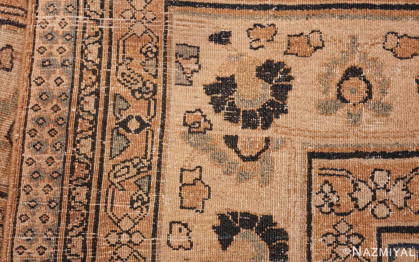large oversized oriental antique persian khorassan rug 47699 weave Nazmiyal