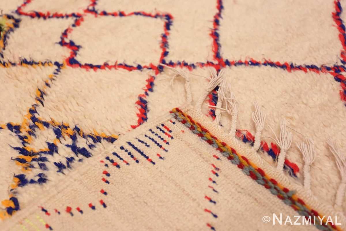 Weave Vintage Shaggy Moroccan Azilal rug 48948 by Nazmiyal