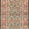 Antique Indian Agra Rug 2646 Detail/Large View