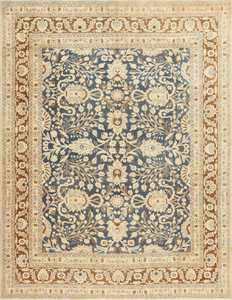 Fine Antique Room Size Persian Khorassan Rug 48904 Nazmiyal