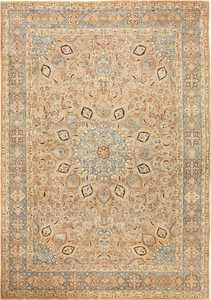 Large Decorative Persian Khorassan Antique Rug 48774 Nazmiyal