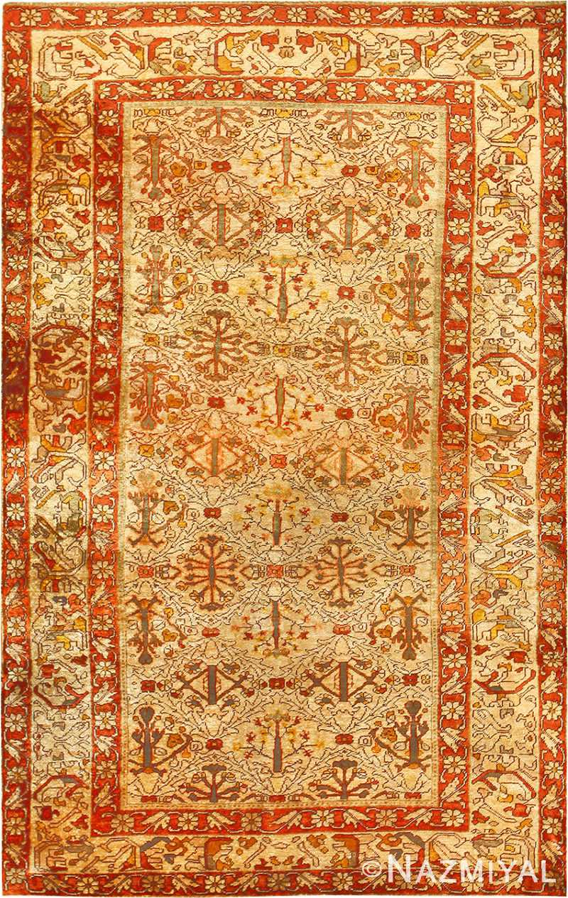 Antique Kayseri Turkish Rug 1288 Detail/Large View