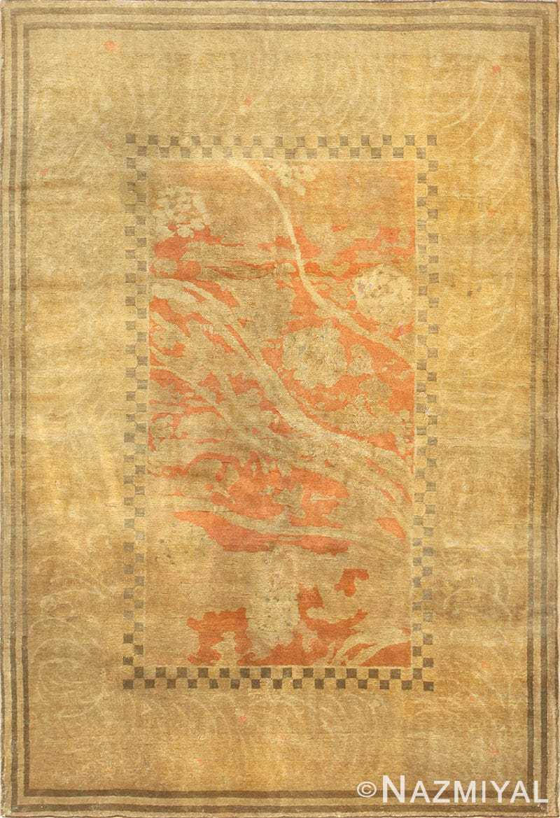 Antique Turkish Rug 2744 Detail/Large View