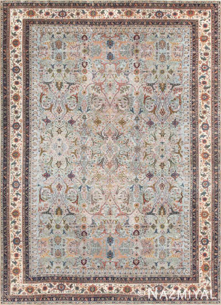 Beautiful and Finely Woven Antique Turkish Sivas Rug 50682 Nazmiyal