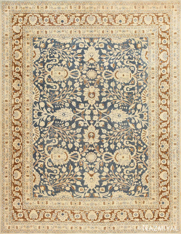 Fine Antique Room Size Persian Khorassan Rug 48904 Nazmiyal