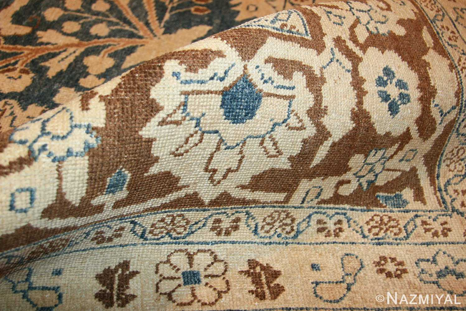 fine antique room size persian khorassan rug 48904 pile Nazmiyal