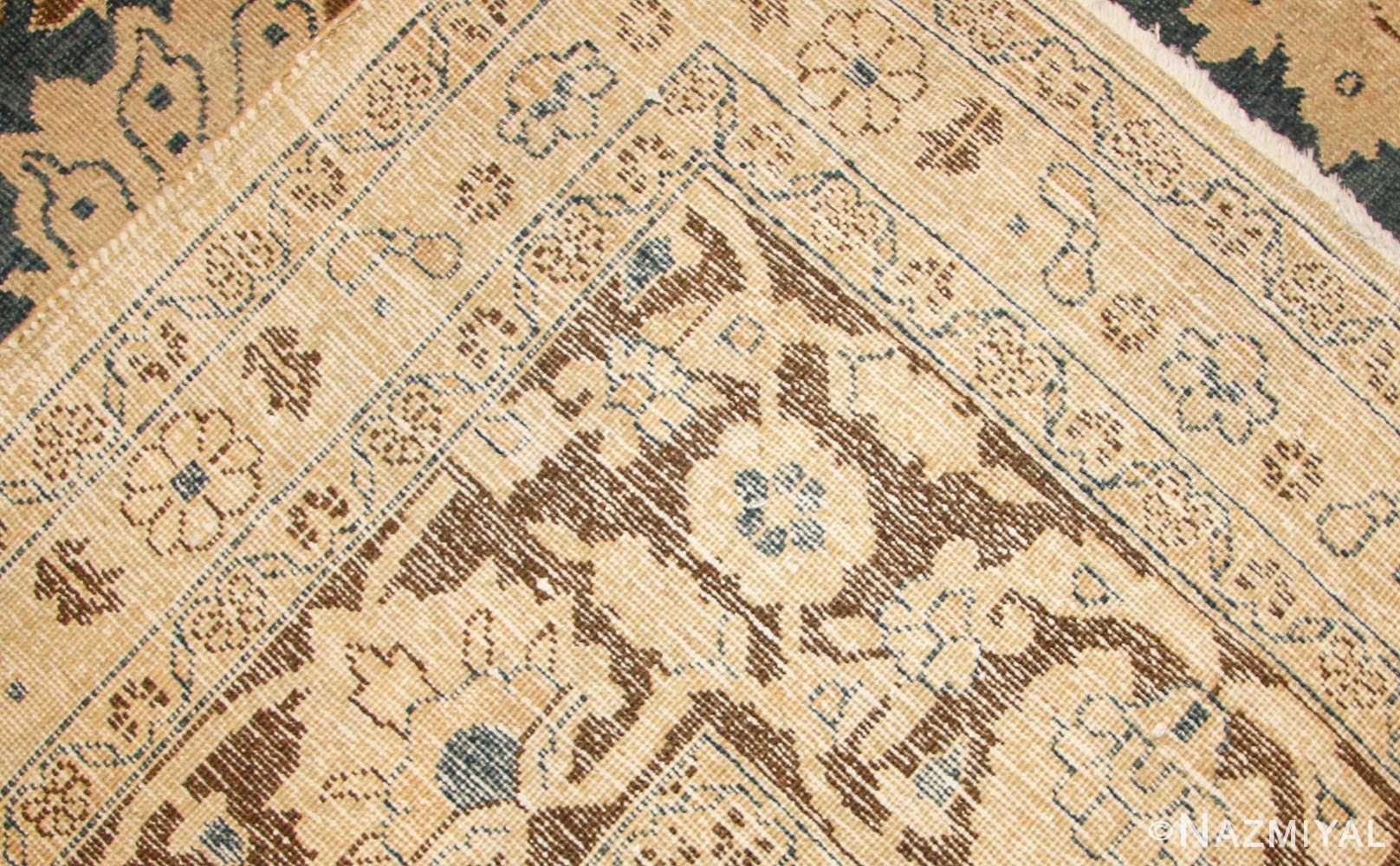 fine antique room size persian khorassan rug 48904 weave Nazmiyal