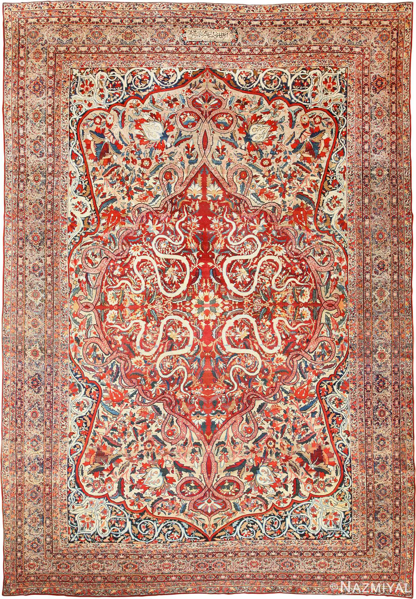 Wool And Silk Rugs Silk With Wool Carpets Antique Wool