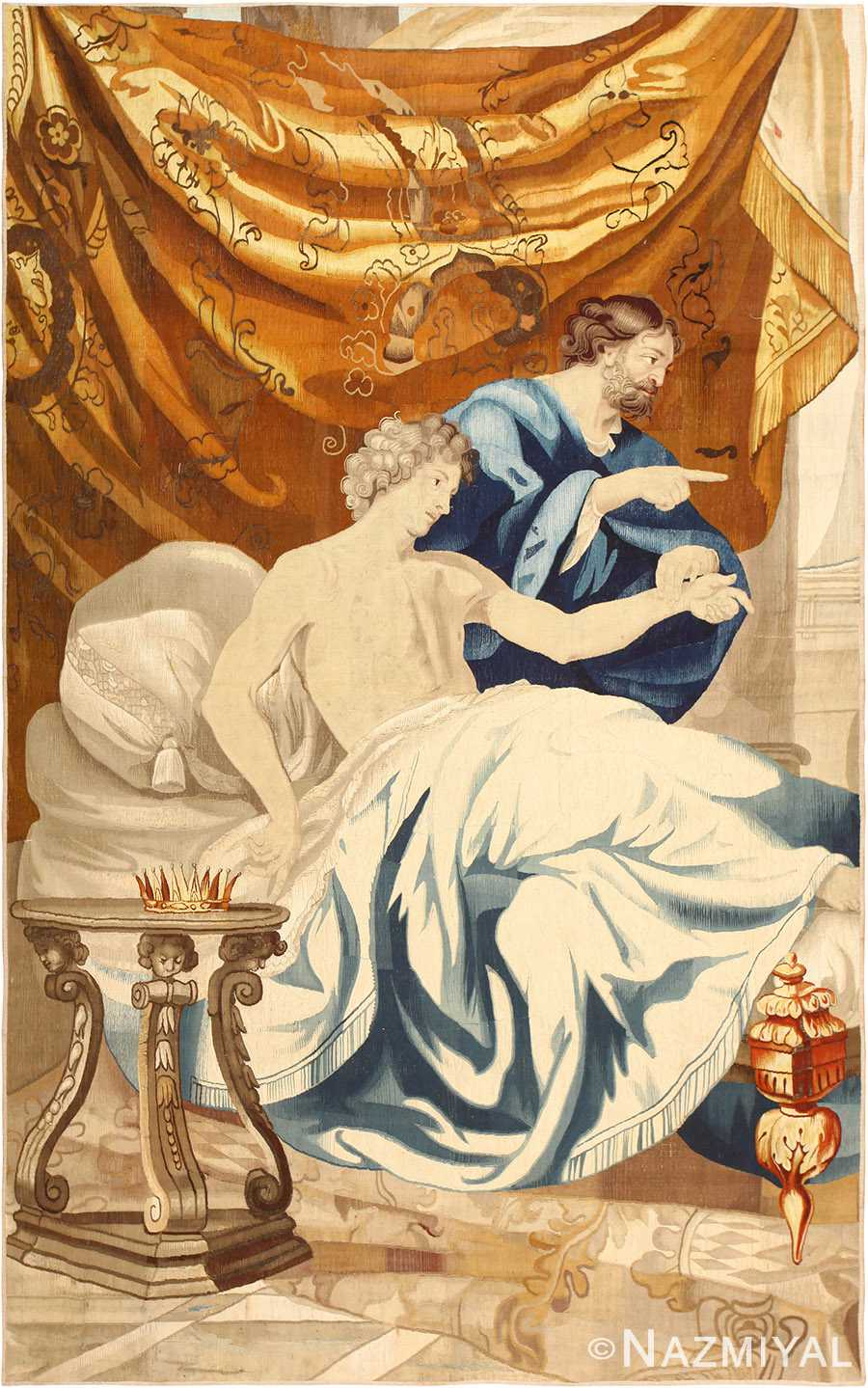 18th Century French Tapestry 50717