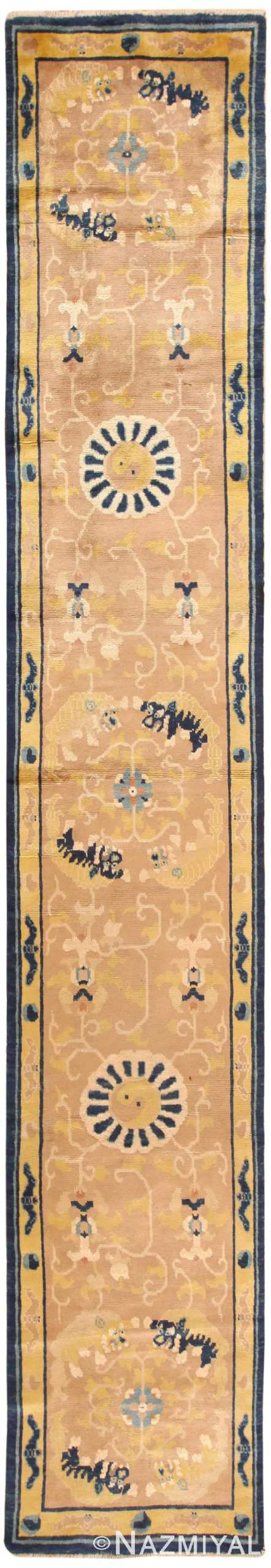 Antique Chinese Runner 48975