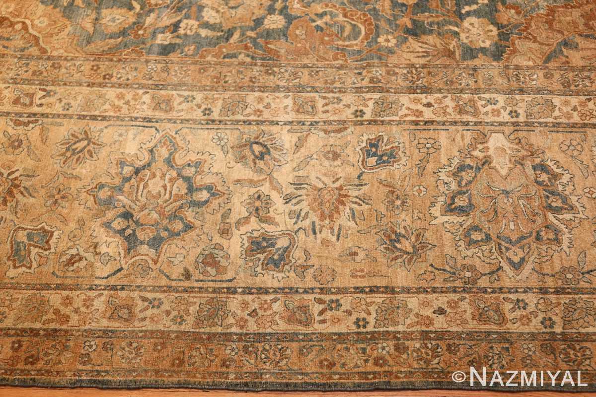 antique persian kerman rug 49030 border Nazmiyal