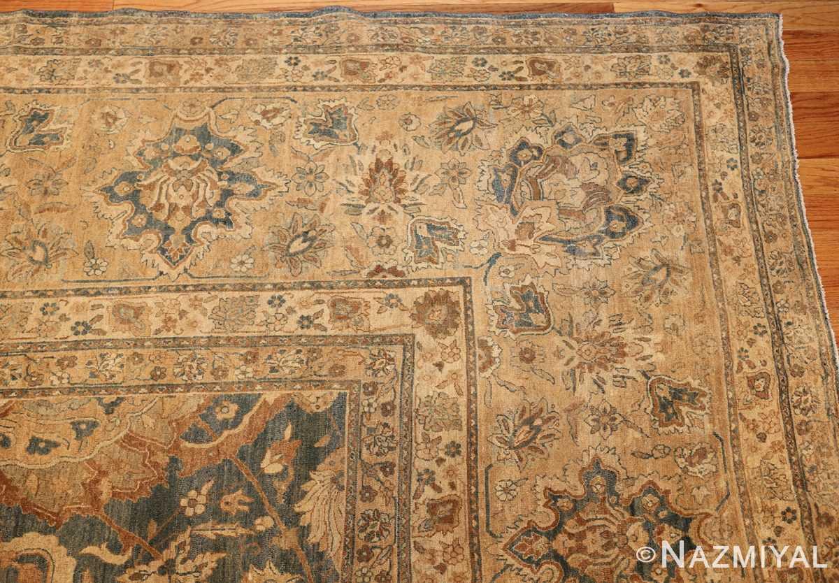 antique persian kerman rug 49030 corner Nazmiyal