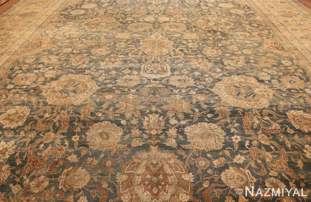 antique persian kerman rug 49030 field Nazmiyal