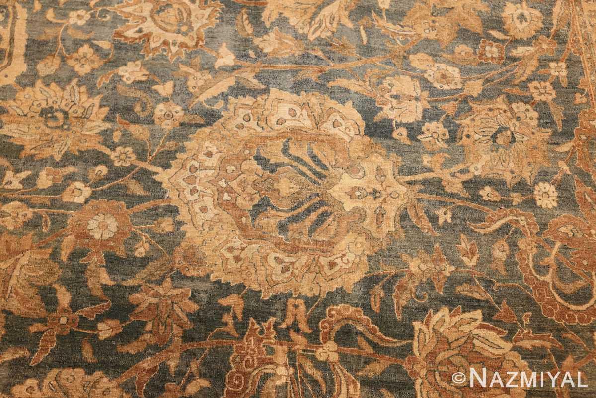 antique persian kerman rug 49030 part Nazmiyal