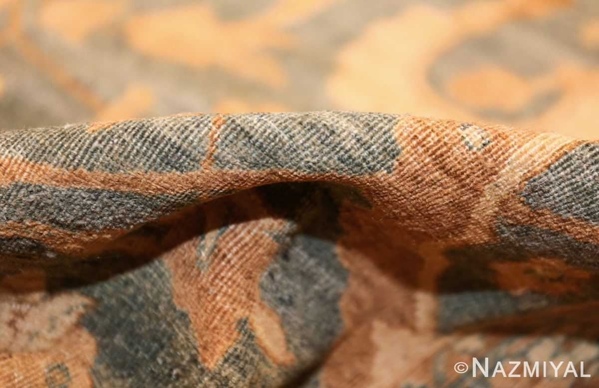 antique persian kerman rug 49030 pile Nazmiyal