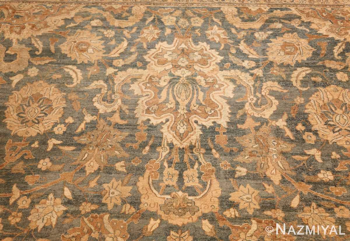 antique persian kerman rug 49030 top Nazmiyal
