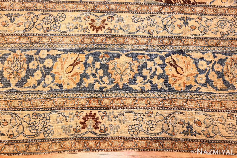 antique persian khorassan rug 48788 border Nazmiyal