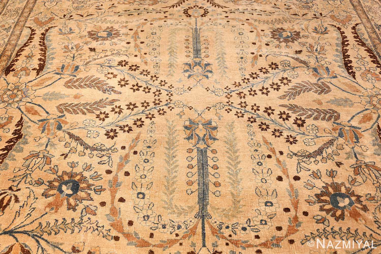 antique persian khorassan rug 48788 field Nazmiyal