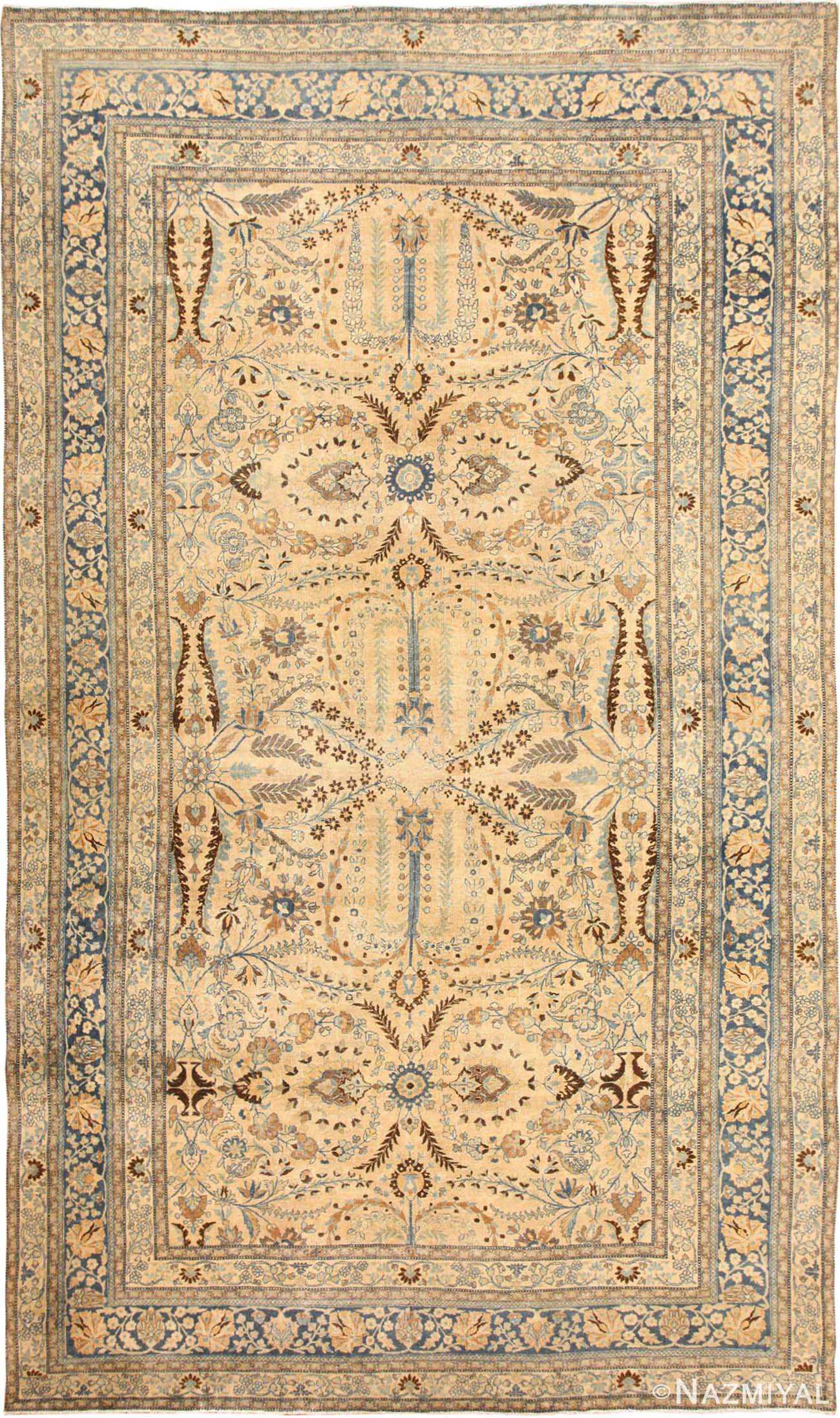 Antique Persian Khorassan Rug 48788