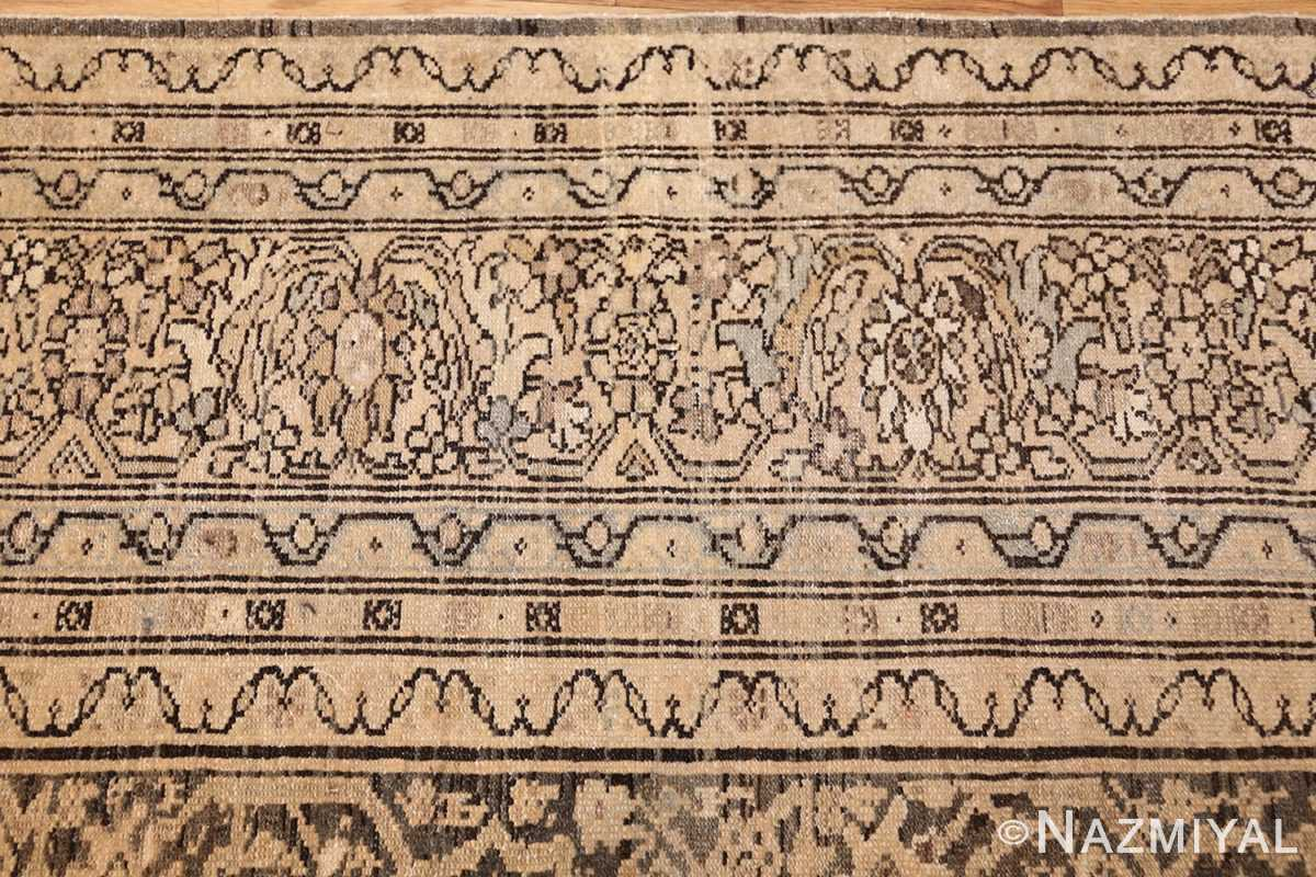 antique persian malayer rug 48889 border Nazmiyal