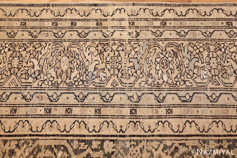 antique persian malayer rug 48889 border Nazmiyal