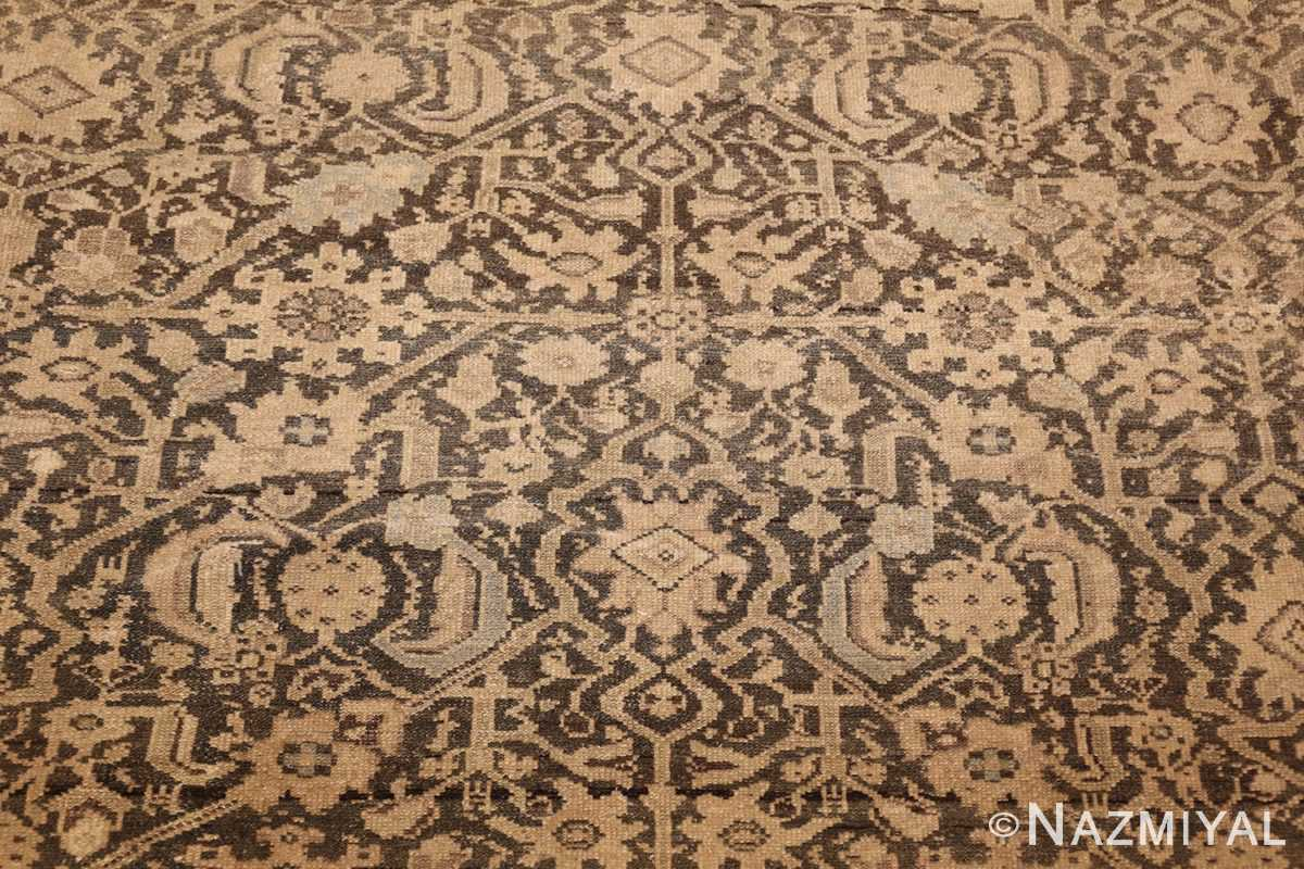 antique persian malayer rug 48889 closeup Nazmiyal