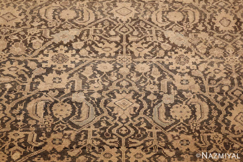 antique persian malayer rug 48889 closeup Nazmiyal