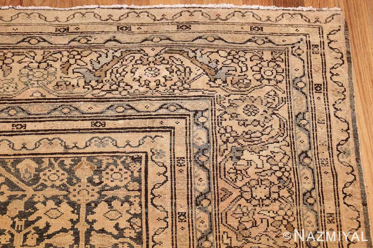 antique persian malayer rug 48889 corner Nazmiyal
