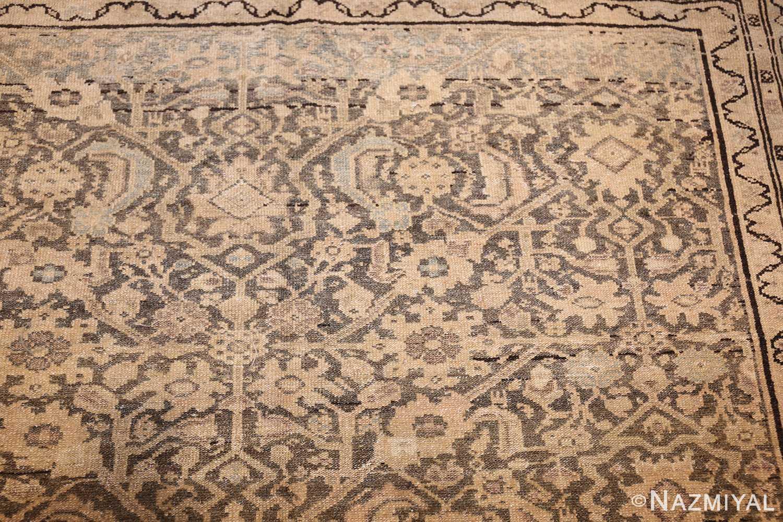 antique persian malayer rug 48889 design Nazmiyal