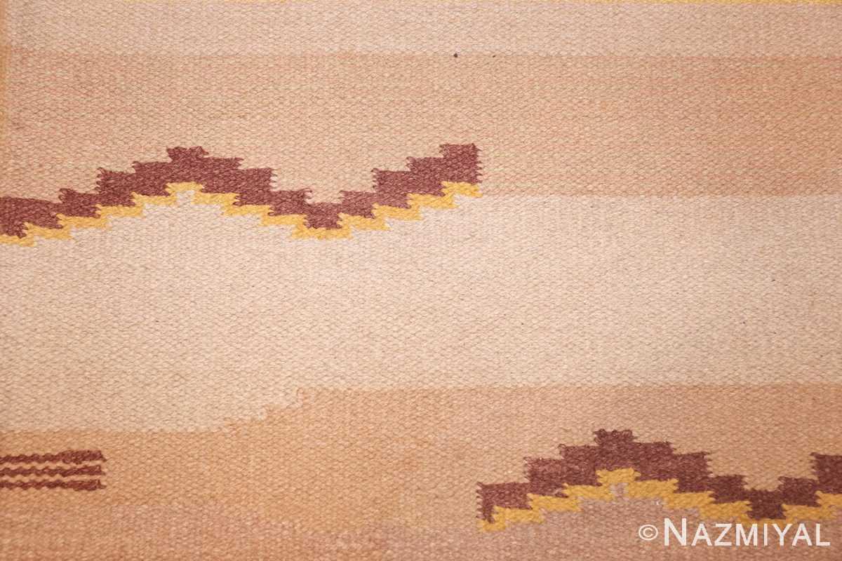 antique swedish rug 42020 design Nazmiyal