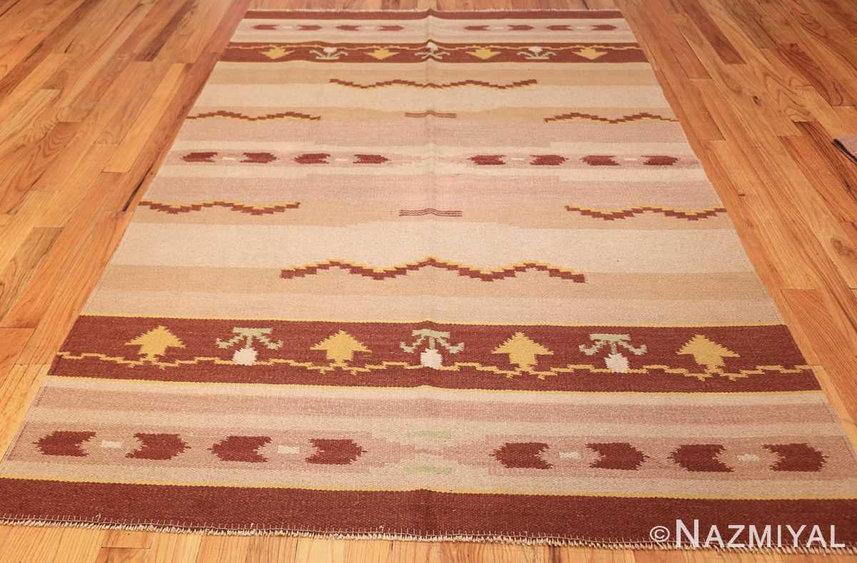 antique swedish rug 42020 whole Nazmiyal