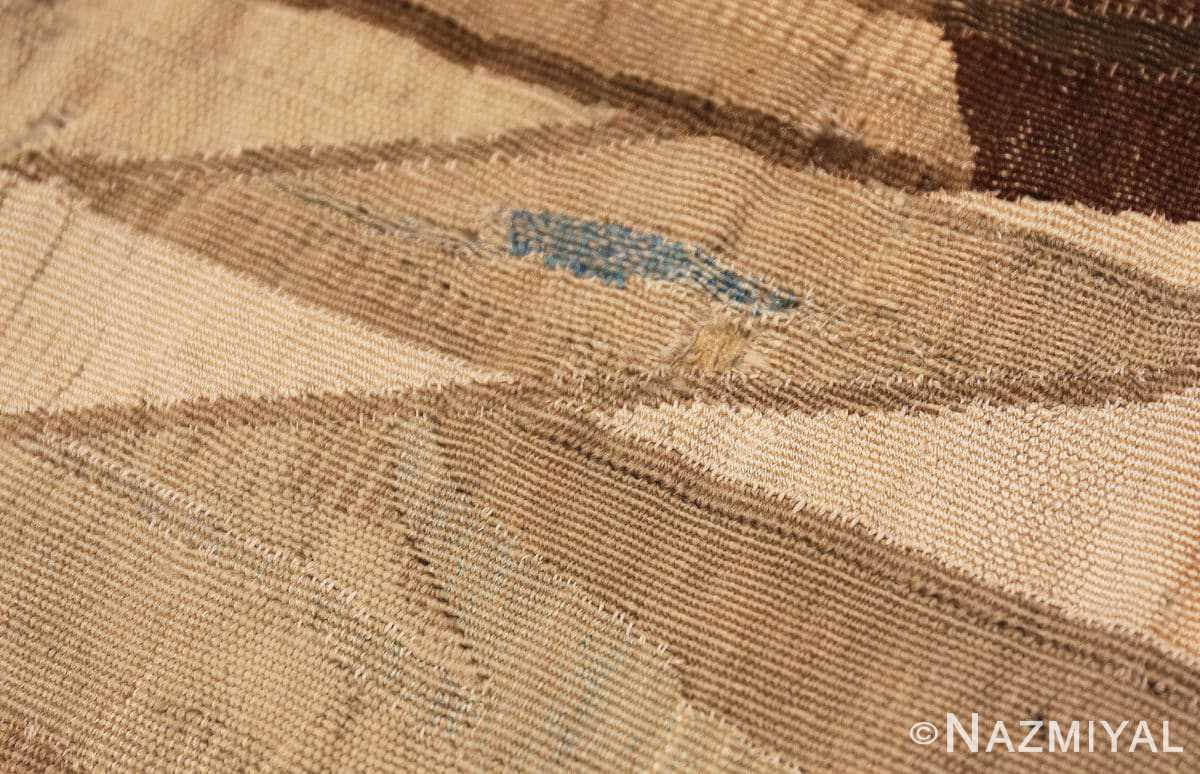 Detail 18th French tapestry 50717 by Nazmiyal