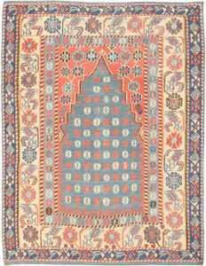 Antique Turkish Kilim Rug 49067