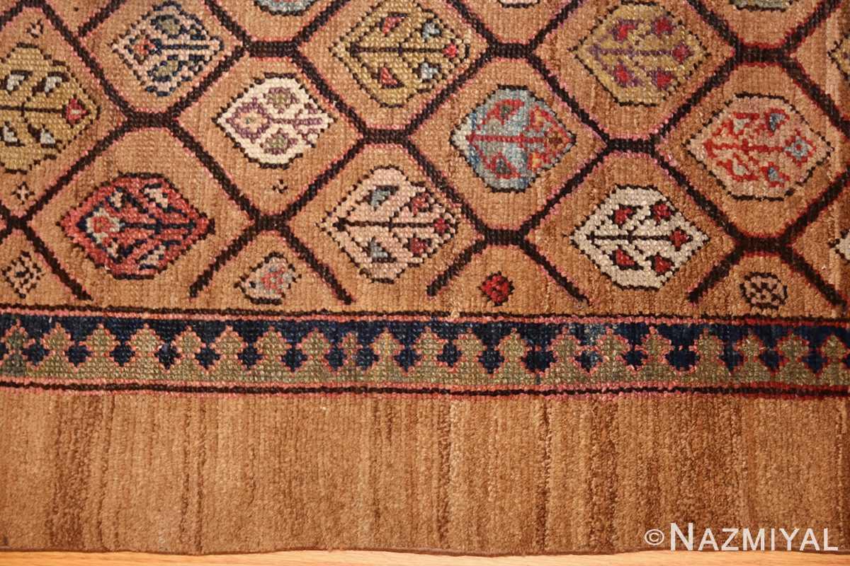 antique persian serab rug 50699 border Nazmiyal