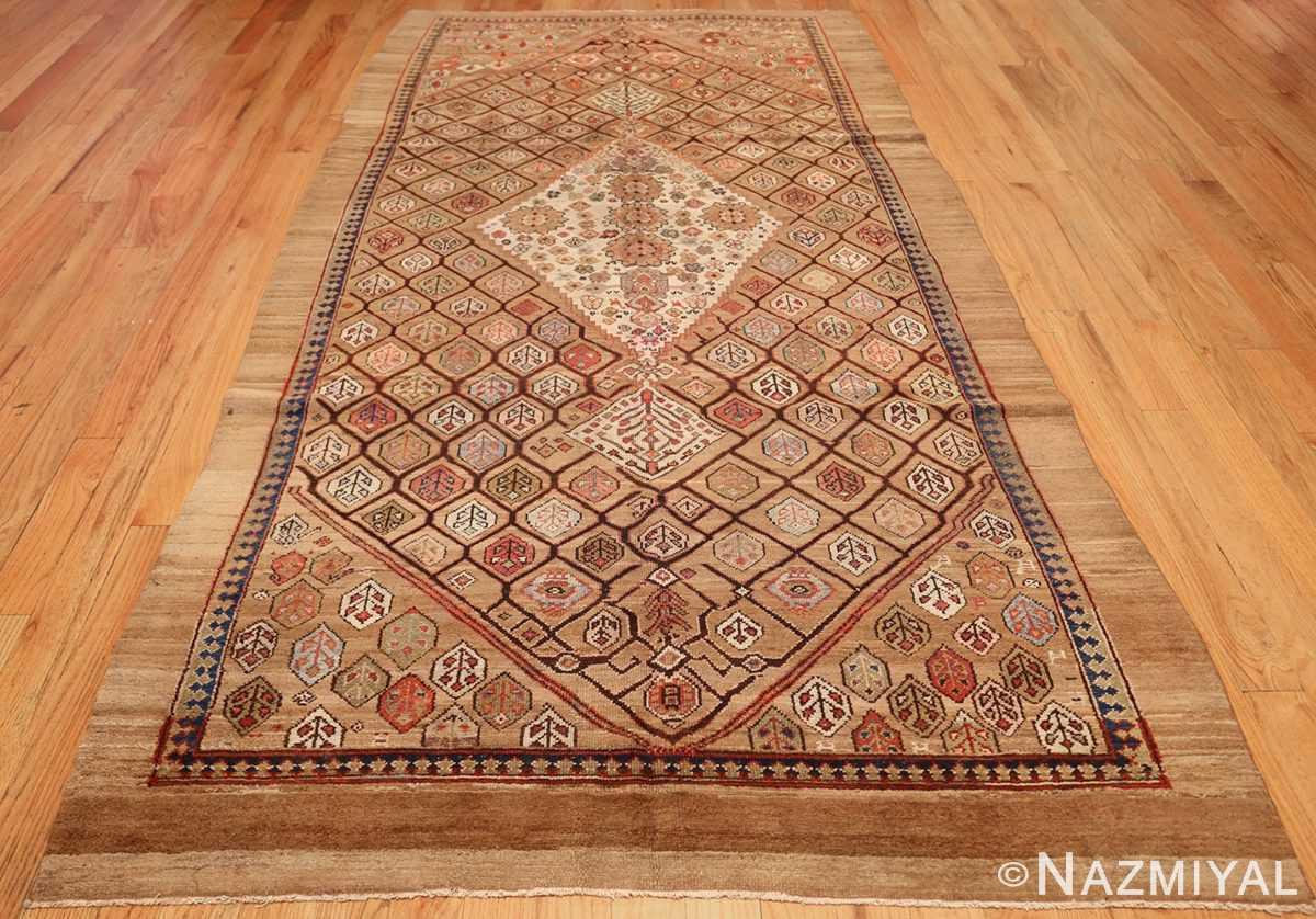 antique persian serab rug 50699 full Nazmiyal