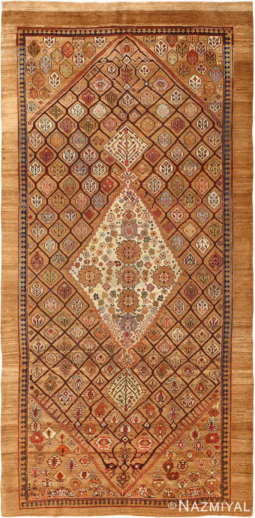Antique Persian Serab Rug 50699
